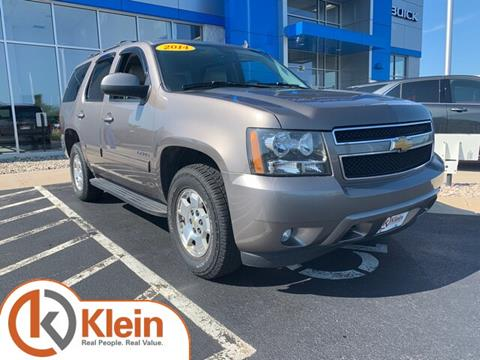 2014 Chevrolet Tahoe For Sale In Clintonville Wi