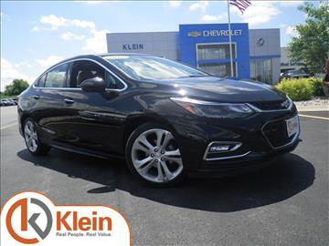 2016 Chevrolet Cruze for sale in Clintonville, WI
