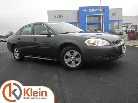 2011 Chevrolet Impala for sale in Clintonville WI