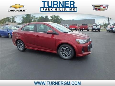 2019 Chevrolet Sonic for sale in Park Hills, MO