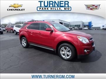 2014 Chevrolet Equinox for sale in Park Hills, MO