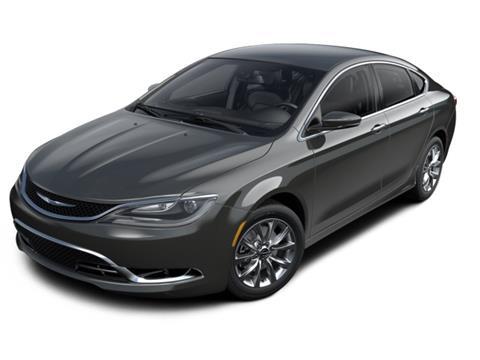 2015 Chrysler 200 for sale in Cullman, AL