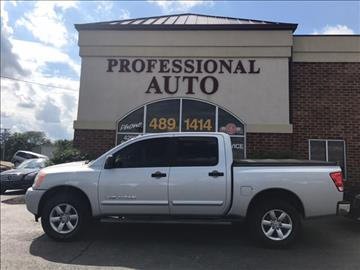 2014 Nissan Titan for sale in Fort Wayne, IN