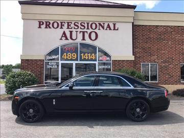 2013 Rolls-Royce Ghost for sale in Fort Wayne, IN