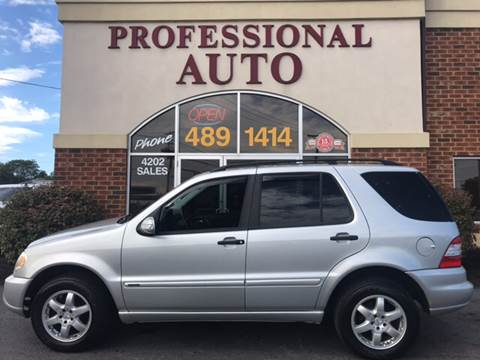 2004 Mercedes-Benz M-Class for sale in Fort Wayne, IN