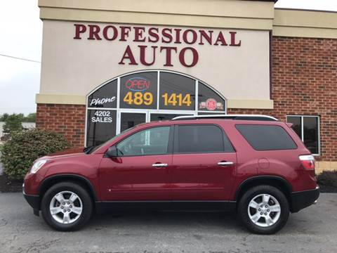 2009 GMC Acadia for sale in Fort Wayne, IN