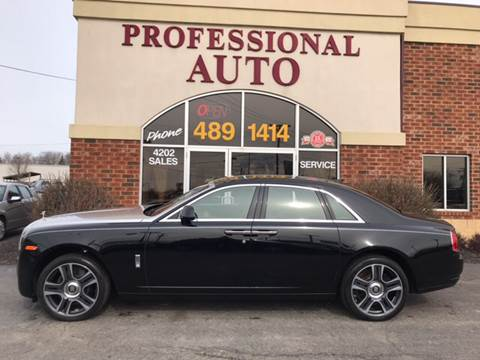 2016 rolls-royce ghost for sale in colorado - carsforsale®