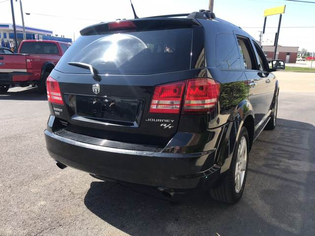 2010 Dodge Journey Awd Rt 4dr Suv In Fort Wayne In Professional