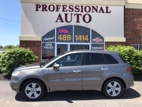 Used Acura RDX For Sale in Fort Wayne, IN - Carsforsale.com® on
