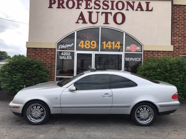 1998 Mercedes Benz CLK CLK 320 2dr Coupe   Fort Wayne IN