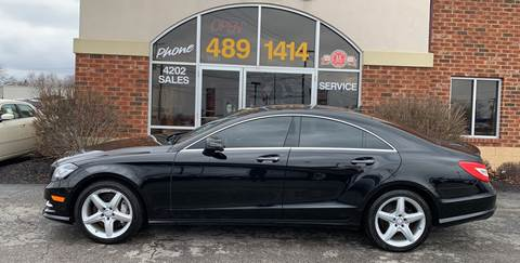 2014 Mercedes-Benz CLS for sale in Fort Wayne, IN