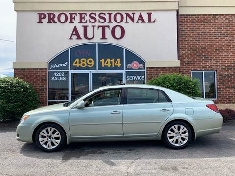 Avalon For Sale >> Toyota Avalon For Sale In Fort Wayne In Professional Auto