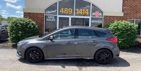 2018 Ford Focus for sale in Fort Wayne, IN