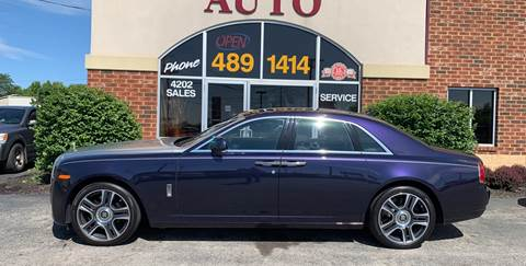 2016 Rolls-Royce Ghost for sale in Fort Wayne, IN