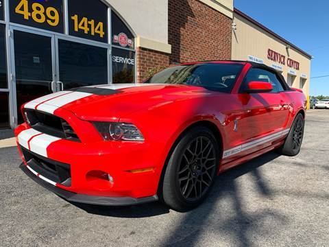 2013 Ford Shelby GT500 for sale in Fort Wayne, IN