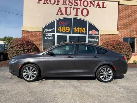 2015 Chrysler 200 for sale in Fort Wayne, IN