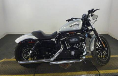 2015 Harley Davidson XL883N for sale at Professional Auto Sales & Service in Fort Wayne IN