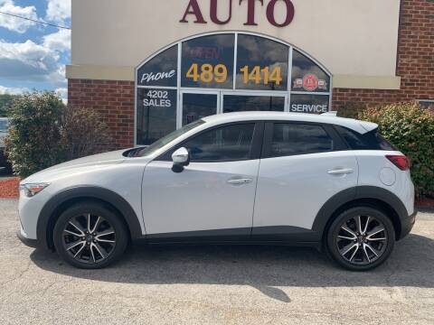 2017 Mazda CX-3 for sale at Professional Auto Sales & Service in Fort Wayne IN