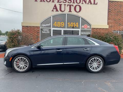 2015 Cadillac XTS for sale at Professional Auto Sales & Service in Fort Wayne IN