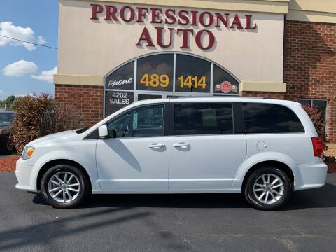 2018 Dodge Grand Caravan for sale at Professional Auto Sales & Service in Fort Wayne IN