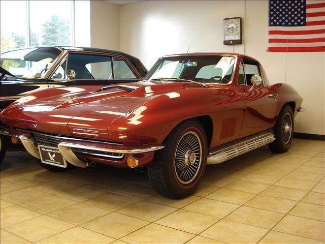 1967 Chevrolet Corvette for sale at Colonial Auto of Worcester Inc in Worcester MA