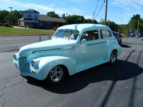 1940 Chevrolet Street Rod for sale at Colonial Auto of Worcester Inc in Worcester MA