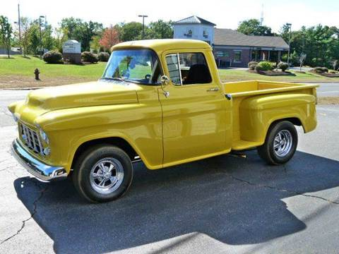 1955 Chevrolet Silverado 1500 for sale at Colonial Auto of Worcester Inc in Worcester MA