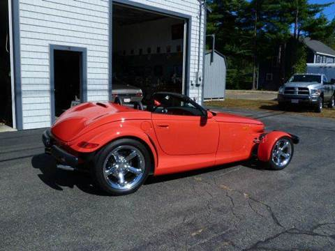2000 Plymouth Prowler for sale in Worcester, MA