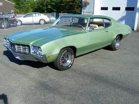 1970 Buick Skylark for sale at Colonial Auto of Worcester Inc in Worcester MA