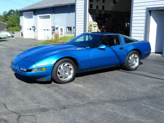 1994 Chevrolet Corvette for sale at Colonial Auto of Worcester Inc in Worcester MA