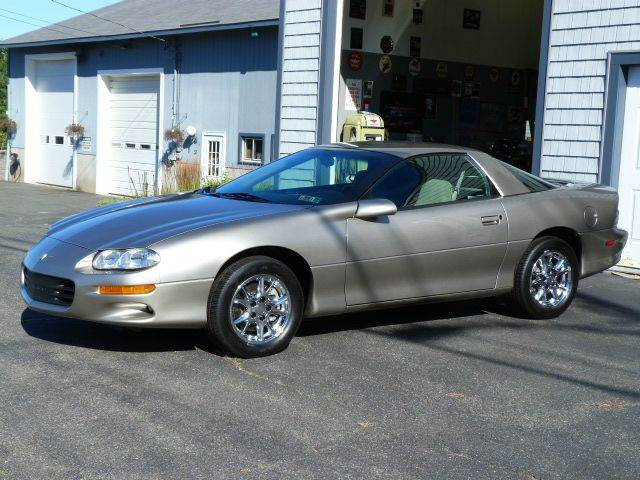 2001 Chevrolet Camaro for sale at Colonial Auto of Worcester Inc in Worcester MA
