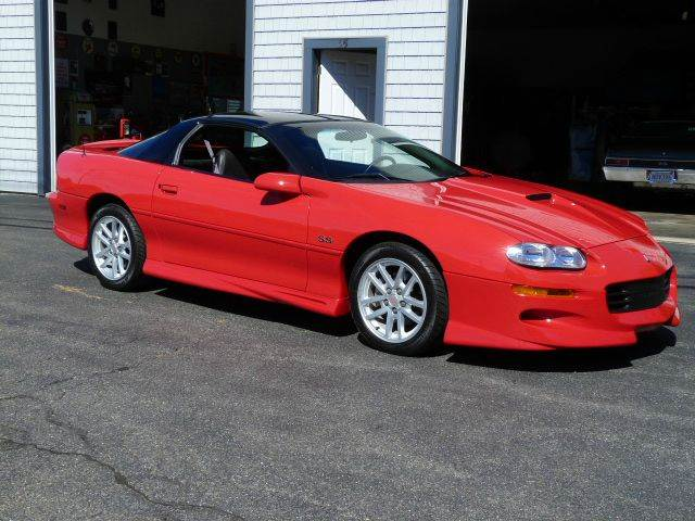 2002 Chevrolet Camaro for sale at Colonial Auto of Worcester Inc in Worcester MA