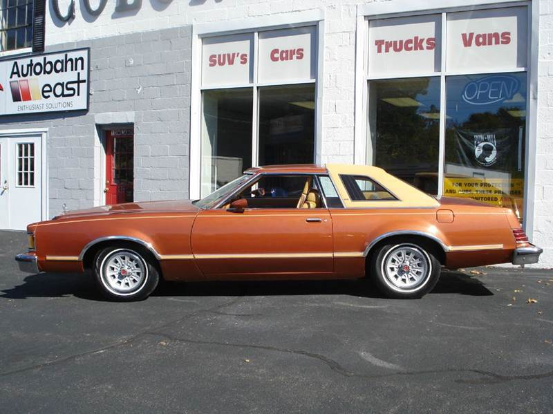 1979 Mercury Cougar for sale at Colonial Auto of Worcester Inc in Worcester MA