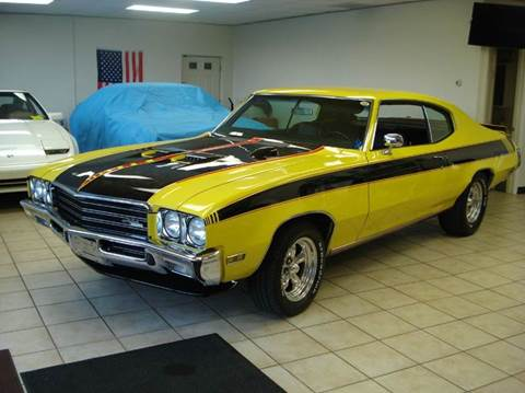 1971 Buick Skylark for sale at Colonial Auto of Worcester Inc in Worcester MA