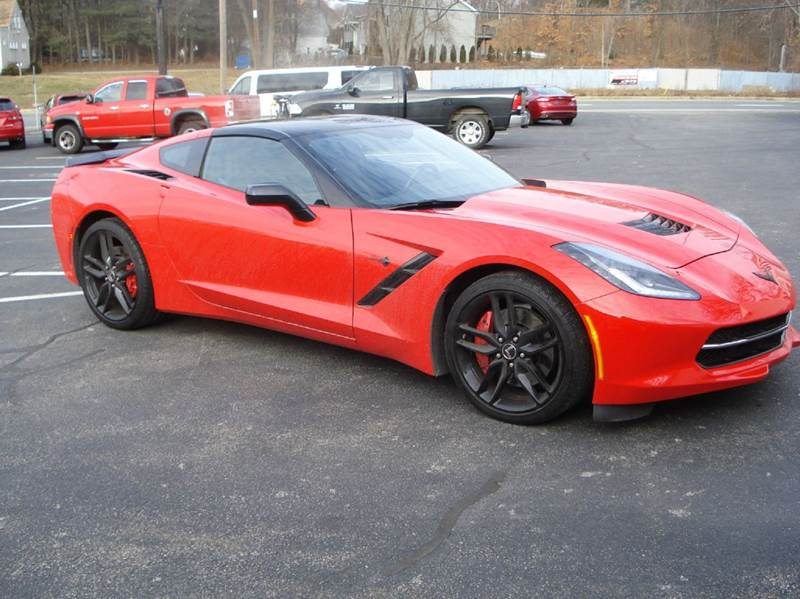 2015 Chevrolet Corvette for sale at Colonial Auto of Worcester Inc in Worcester MA