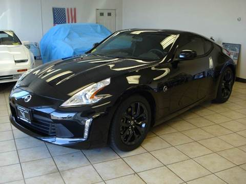 2015 Nissan 370Z for sale at Colonial Auto of Worcester Inc in Worcester MA