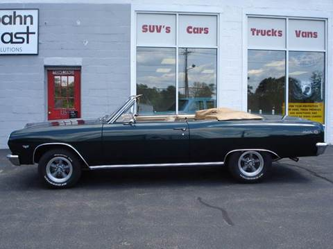 1965 Chevrolet Malibu for sale in Worcester, MA