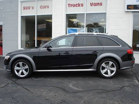 2016 Audi Allroad for sale in Worcester, MA