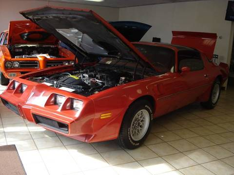 1980 Pontiac Firebird Trans Am for sale in Worcester, MA