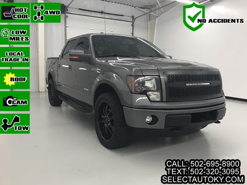 2012 Ford F-150 for sale in Frankfort, KY