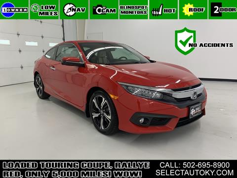 2017 Honda Civic for sale in Frankfort, KY