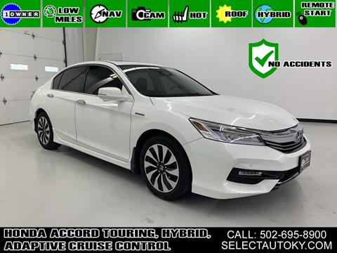2017 Honda Accord Hybrid for sale in Frankfort, KY