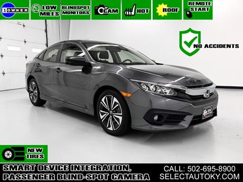 2018 Honda Civic for sale in Frankfort, KY