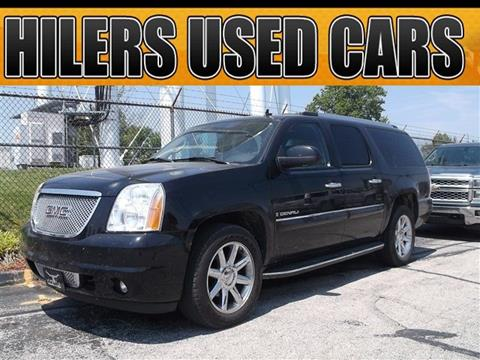 2008 GMC Yukon XL for sale in Mt. Sterling, KY