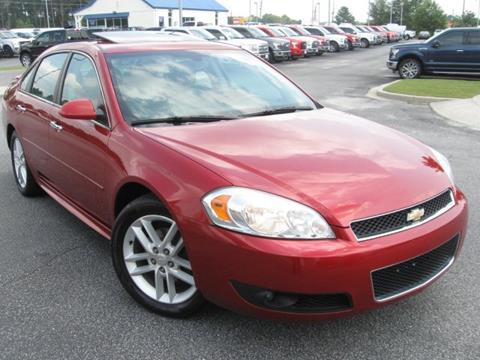 2013 Chevrolet Impala for sale in Loganville, GA