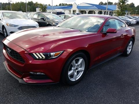2017 Ford Mustang for sale in Loganville, GA