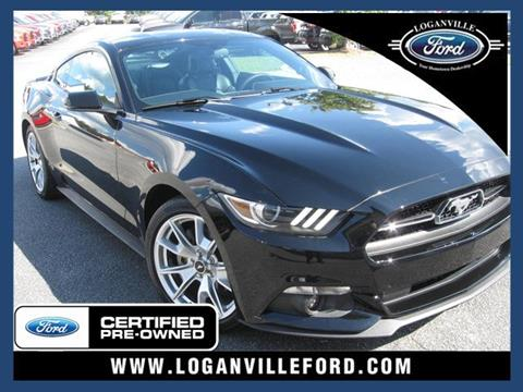 2015 Ford Mustang for sale in Loganville, GA