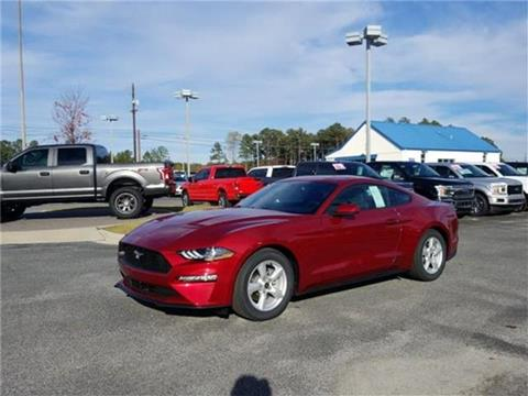 2018 Ford Mustang for sale in Loganville, GA