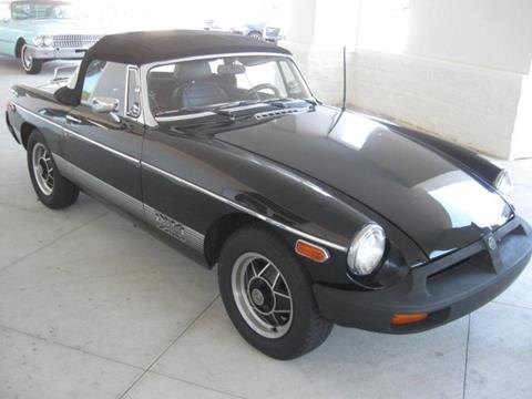 1980 MG MGB for sale in Loganville, GA
