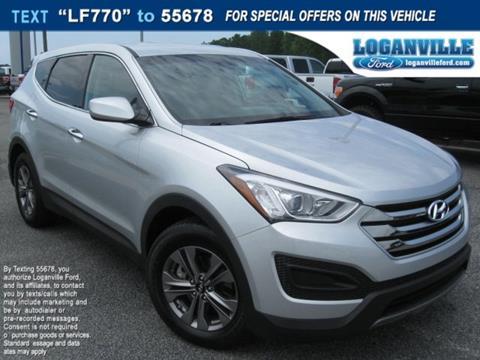 2016 Hyundai Santa Fe Sport for sale in Loganville, GA